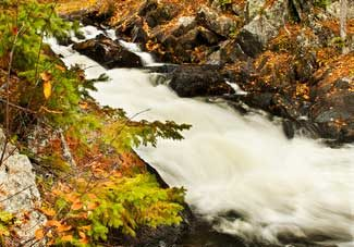 18 Foot Falls, Crivitz, WI